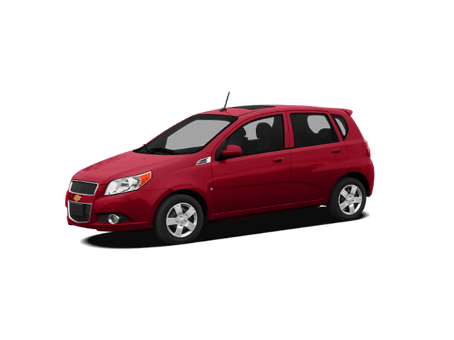 Chevrolet Aveo Sedan – 2011
