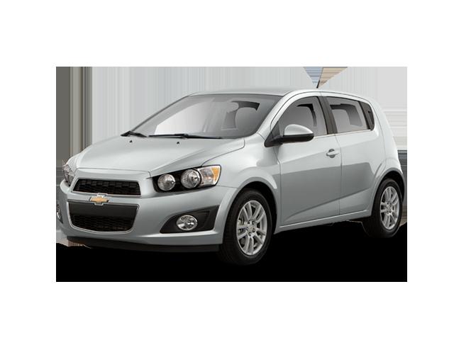 Chevrolet Sonic Subcompact – 2014